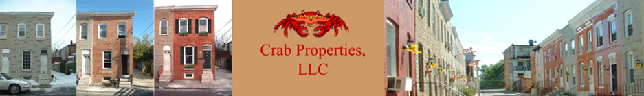 Baltimore Real Estate Investing Blog header image 2